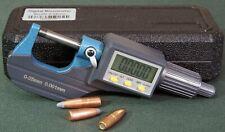 Digital micrometer for precision measurements
