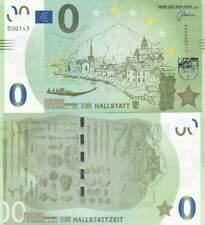 Biljet billet zero 0 Euro Memo - Hallstatt (020)