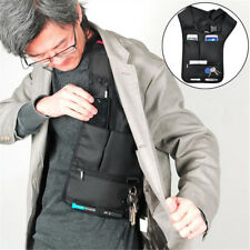 Anti Theft Hidden Multifunction Underarm Shoulder Bag Holster Storage Chest
