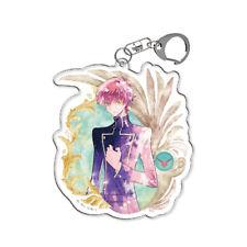 Code Geass Suzaku Cafe Exclusive Character Acrylic Key Chain Mascot Anime Art