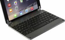 Apple iPad air Aluminium Bluetooth Tastatur Hochwertig Spacegre Deutsch Tastatur