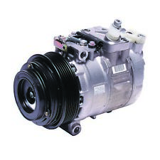 For Chrysler Crossfire Dodge Sprinter 2500 MB SLK230 A/C Compressor and Clutch