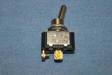 NEW  Carling   SPST Toggle Switch  Panel Mount 10A 250V  152A 125V