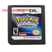 Pokemon Diamond Version (Nintendo DS,2007) Game Card For DS 3DS Christmas Gift
