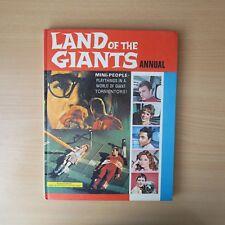 Land Of The Giants Annual 1969 Hardback