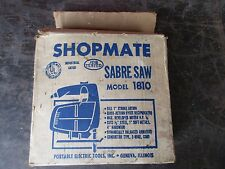 Shopmate Sabre Saw Model 1810 Works