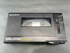 Sony Professional Walkman WM-D6C Excellent Plays Records Dolby B-C Nice