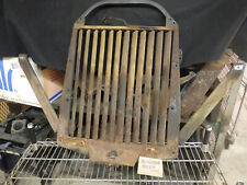 1941 Cadillac radiator shutters/core support 42 46 47 48?