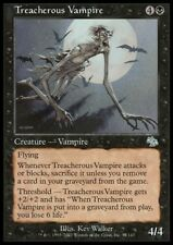 MTG 4x TREACHEROUS VAMPIRE - Judgment *Fly Vampir*