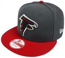 New Era NFL Atlanta Falcons Graphite Snapback Cap S M 9fifty Limited Edition