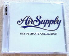 AIR SUPPLY The Ultimate Collection CD+DVD Region 2 SOUTH AFRICA Cat# DGCD072