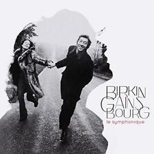 Jane Birkin-Gainsbourg-Birkin: le musicales (nuevo 2 Vinilo Lp)