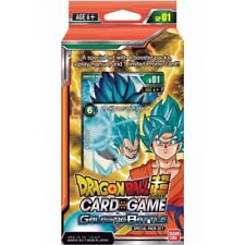 Dragon Ball Super TCG Special Pack Galactic Battle 4 Boosters