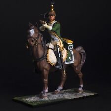 Tin soldiers, 54mm, Private army Dragoons of Napoleon's army.NEW