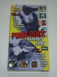 Warped Tour 1998 - Punk Rock Summer Camp - Music - Video - VHS - PAL - VGC