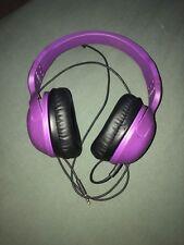 skullcandy headphones purple