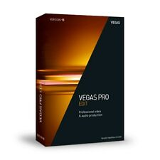 MAGIX VEGAS Pro 15 Edit Software (Download)