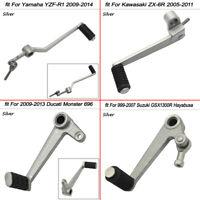 Silver Gear Shift Lever Pedal Change For Honda CBR600 F4 F4i CBR600RR CBR1000RR