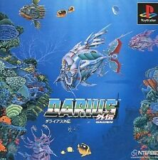 PS1 Darius Gaiden Japan PS PlayStation 1 F/S