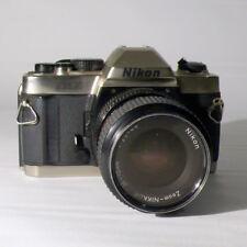 Nikon FM10 35mm SLR Film Camera with Nikkor 35-70mm Zoon Lens