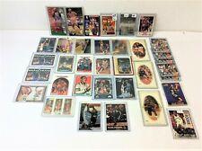 Mixed Lot 35 1980s 1990s 2000s Basketball Cards LeBron James Michael Jordan