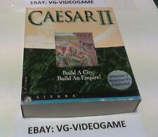 CAESAR 2  BOX VERSION CD-ROM