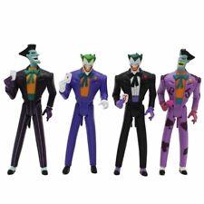 Four The Joker PVC Action Figures Model Toys