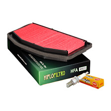 Filtro de Aire Hiflofiltro HFA4923 Bujías Recuperación LMAR9E-J Yamaha R1 1000