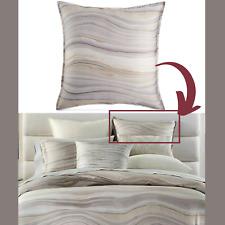 NEW $185 Hotel Collection Agate Pima Cotton (1) European Sham Euro Case #153