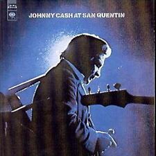 Johnny Cash at San Quentin Complete Concert 18 Track Remastered CD