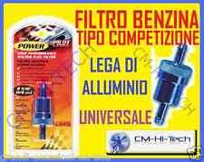 FILTRO BENZINA LAVABILE !!! PER MOTO CBR HORNET GSX GSF Z750 Z1000 XT660X PEGASO
