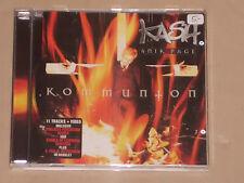 KASH & NIK PAGE -Kommunion- CD