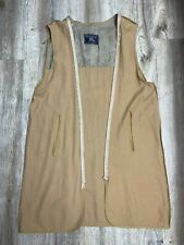 Burberry trench coat 100% Wool warmer liner ~ mens L or XL
