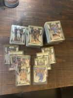 2019-20 Panini Prizm Basketball Draft Picks Rookie Card Complete Set RC 4x Zion