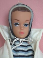 Vintage Barbie #975 Winter Holiday 1959-1963 fashion + Fashion Queen doll 1963