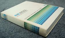 1983 Hewlett-Packard Test & Measurement Catalog Electronic Instruments Hp '83