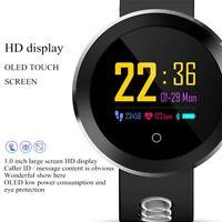 Smart watch herzfrequenz schritzähler aktivität Uhr fitness tracker wasserdicht