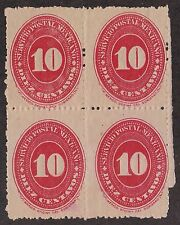 Kappysstamps Id7998 Mexico Mint Bk/4 Nh Never Hinged Block