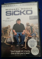 Sicko (DVD, 2007), Michael Moore Special Edition Festival de Cannes FREE US SHIP
