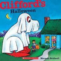 Cliffords Halloween by Norman Bridwell