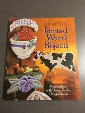 Country-Style Painted Wood Projects by Donna Kooler and Primrose Path Staff 1997