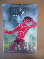 VIOLENCE JACK - Go Nagai Presents Vol.2 D/Books  [G725]