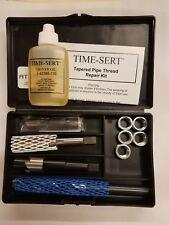 # 0118 Time-Sert Pipe Thread  Kit ~ 1/4-18    * & FREE GIFT