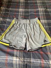 adidas athletic shorts XL
