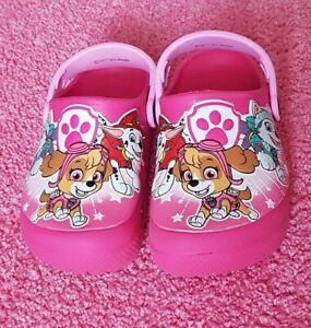 Crocs C11/ Gr. 28/29 Paw Patrol Mädchen Pink