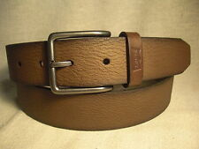 Levi's Mens Brown Manmade Material Belt Size 40 NWT $30
