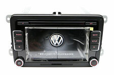 Volkswagen RCD510USB RCD510 Radio 6 Disc CD MP3 Player Golf Passat Tiguan Polo