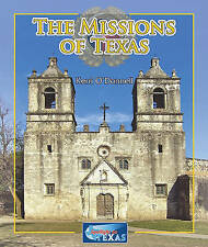 The Missions of Texas (Spotlight on Texas)-ExLibrary