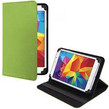 Etui Universel setup vert pour tablettes de 7-8 pouces avec scratch