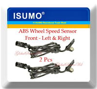 SCITOO 1PCS Left Right Rear ABS Wheel Speed Sensor ALS2059 Fit for 2011 2012 2014 2015 for Dodge Durango